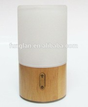 Summer Wooden LED light aroma diffuser humidifier