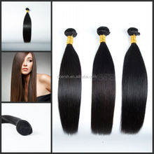 Ebay China Website virgin hair with Ideal healthy 6A organic hair color