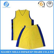 2015 new design cheap basketball wear running wear