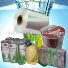 polyolefin shrink film 10-30 Mic transparent