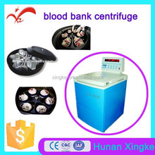 medical equipments 200cc blood bags centrifugers in blood bank