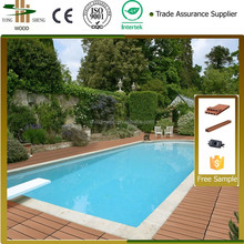 Eco-friendly wood plastic composite/wpc swimming pool