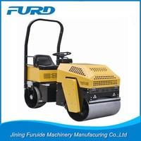 Petrol Engine Furd Yutong Landfill Compactor