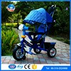 China online shopping wholesale children tricycle with trailer, new model 4 in 1 tricycle for kids, children baby tricycle