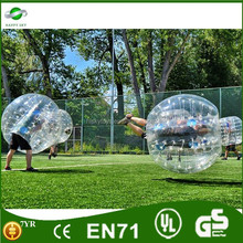 Hi! Funny Happy Sky 0.8mm PVC Dia1.5m roll inside inflatable ball