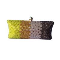 Best seller evening clutch purse for women evening box clutch bags