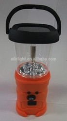 ROHS compliant Car accessory super bright camping rechargeable lantern