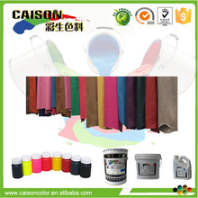 Derectly factory supply wide application color latex for leather stain