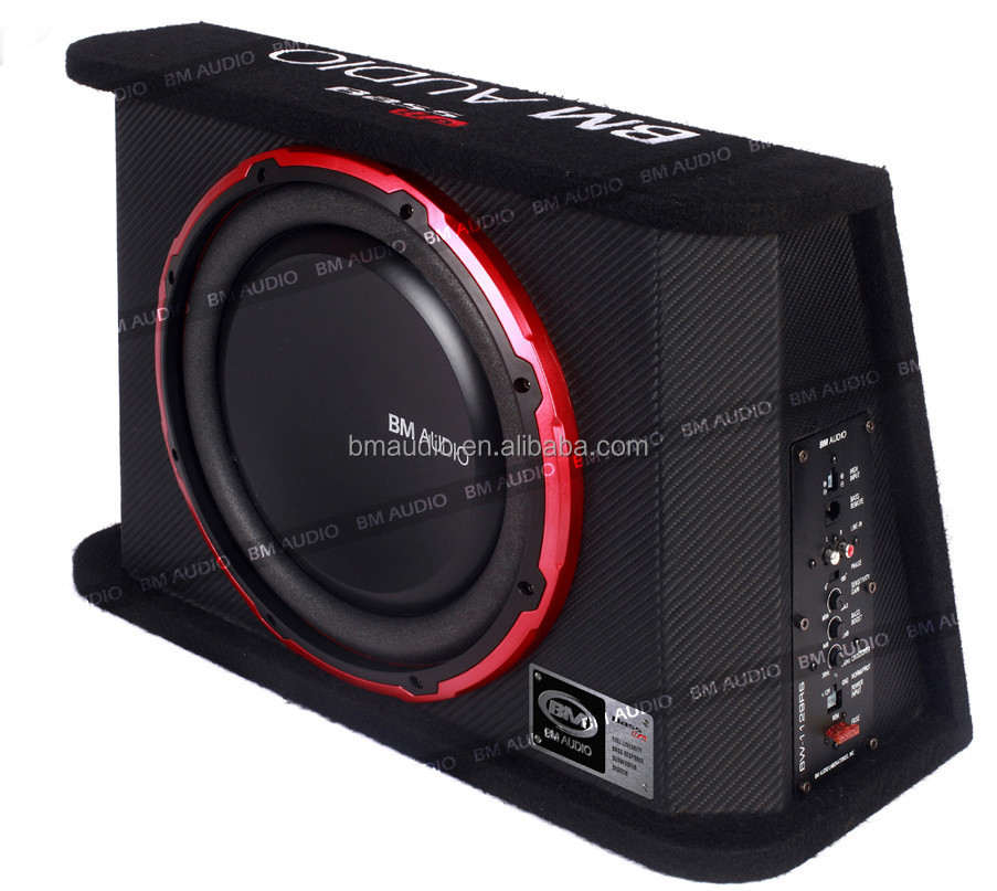 high end active 12 subwoofer system for car buy active. Black Bedroom Furniture Sets. Home Design Ideas