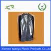 Customized suit garment bag wholesale,plastic suit cover,Transparent suit bag.