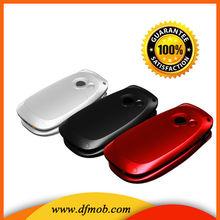 Flip Mobilephones 2.2INCH QVGA MTK6260 Big Keyboard Big Font GPRS/WAP 4 Band Unlocked GSM Cell Phone T03