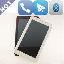 New 7inch MT8312 Dual core Bluetooth and 3G phone tablet pc sim card gps