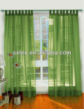 Famous Brand 10 years experience Color changing pvc window curtain