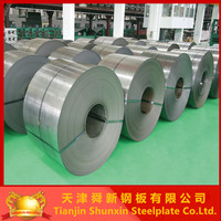 China supplier thermal conductivity of galvanized steel sheet metal/roll
