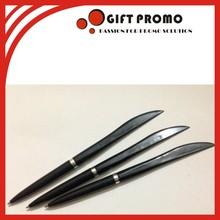 Promotional Plastic Black Ball Pen