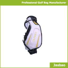 Portable Yellow&Green OEM Golf Cart Bags