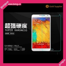 New products glass touch screen protector for Samsung note 4
