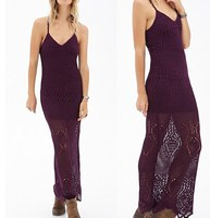free size knitting womens clothing summer dress jumpsuit2015