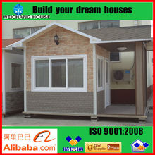 prefab security guard house/sentry box/Prefabricated Guard