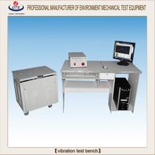 máquina vertical electrónico de pruebas de vibración horizontal