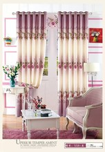 home decor morden window curtains design from China keqiao curtian