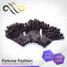 Oem Production Low Price Soft And Shiny 220 Grams 24 Inches Hair Extension