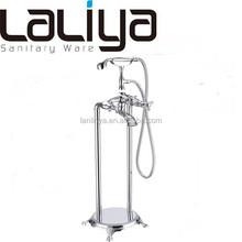 Best seller modern floor standing bathtub faucet