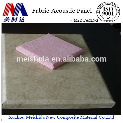 Aislamiento ac stico de fibra de vidrio para el panel de techo for Aislamiento acustico vidrio