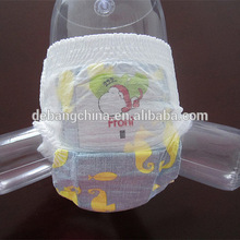 factory of disposable baby sleepy diaper in Fujian