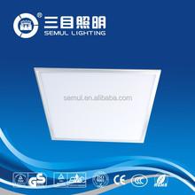 CE / ROHS/ SAA / SASO approved lighting led ceiling light 15w 600x600 led panel light