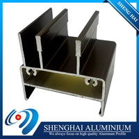 Factory price high anticorrosion performance 6063 t5 t6 aluminum profile for South Africa market