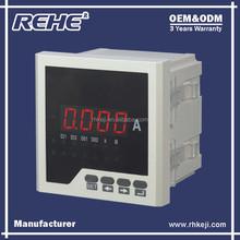 12v ammeter led digital ac voltmeter and ammeter 12v ammeter led