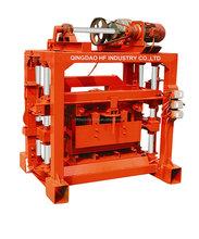 QT4-40 easy operated block making machine