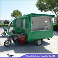 2015 Shanghai Jiexian-FR-220G used electric utility trailer/carts/truck/kitchen/van/kiosk for sale/mobile concession trucks
