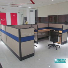 Cheap And high Quality Office Desk Specifications With Partition Wall