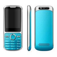 2.4 inch low price big screen tv mobile phones metal body phone k100