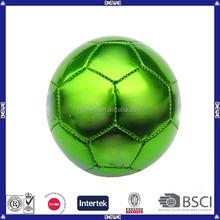 green size 4 sport soccer ball