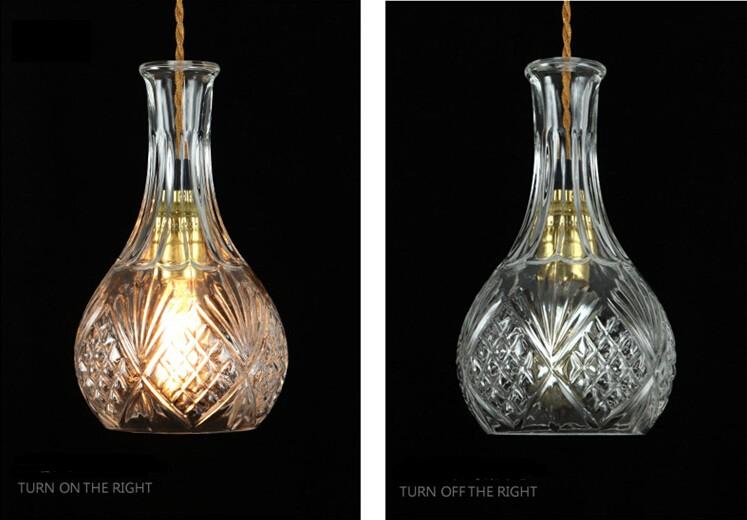Copo de vidro para lustre antigo lustre de cristal para for Lumiere suspendu