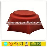 Travel foldable silicone dog bowls