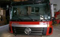 Foton auman flat top cab,standard driver's cabin(original cabin)