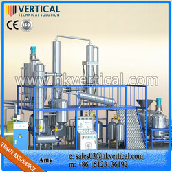 VTS-DP New Design Used Oil Purifier For Diesel Large Capacity Oil Purifier