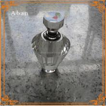 transparent crystal fragrance ,crystal perfumes bottle