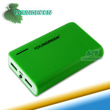 18650 Battery Pack Portable Mobile Power Bank
