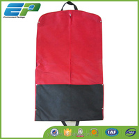 nonwoven cover bag for shopping and promotion