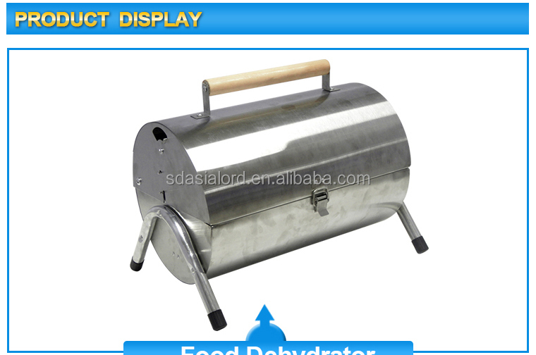 Small stainless steel bbq grills with ce certificate buy