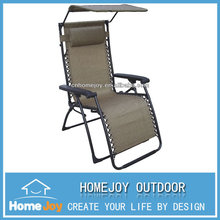 High quality folding recliner chair, outdoor chaise lounge chairs, patio furniture chair bed