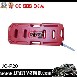 Hight Quality multifunction offroad accessories 20L jerry can car spare parts