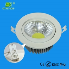 new item 2015 Led flood 5 watt cob led downlight 80mm with ce rohs tuv certification