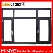 China Supplier Aluminum Casement Window Sash Design