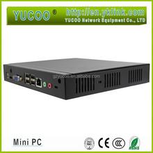OEM MINI Quad Core Pentium J2900 Smart Mini PC built-in linux os,2GB RAM 16GB SSD,WiFi Optional